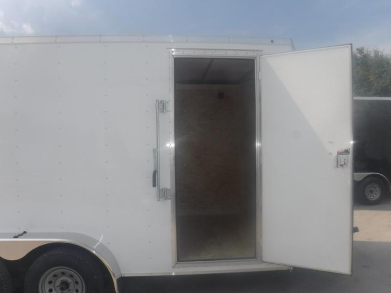 2019 Haulmark 7 X 14 Passport DeluxeEnclosed Cargo Trailer