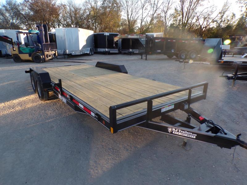 2020 Buck Dandy 83 x 20 Car Hauler Car / Racing Trailer