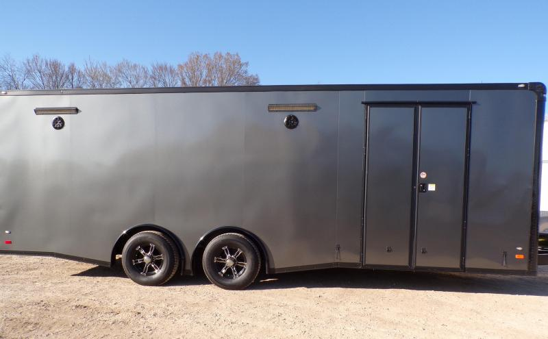 2020 Covered Wagon Trailer 8.5 x 24 TA Gold Series Enclosed Cargo Trailer