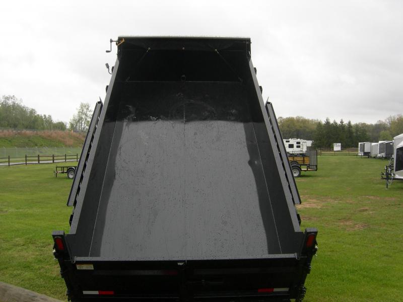 2020 Griffin GT714 Dump Trailer