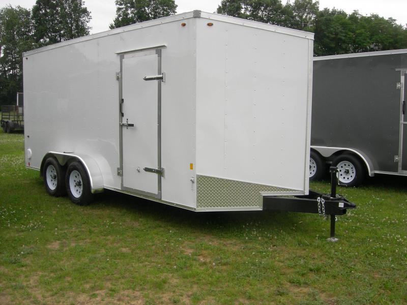 2019 Interstate SFC716TA2 Enclosed Cargo Trailer