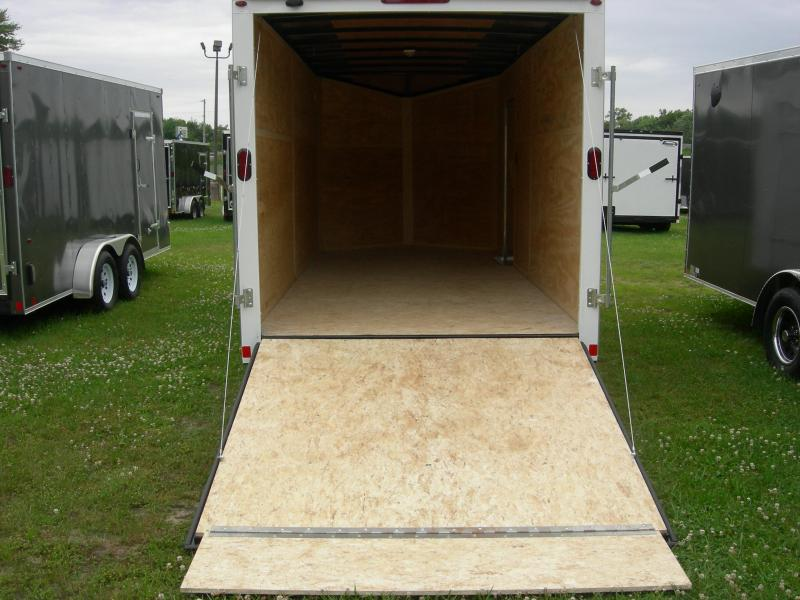 2019 Interstate SFC716TA2 Enclosed Cargo Trailer