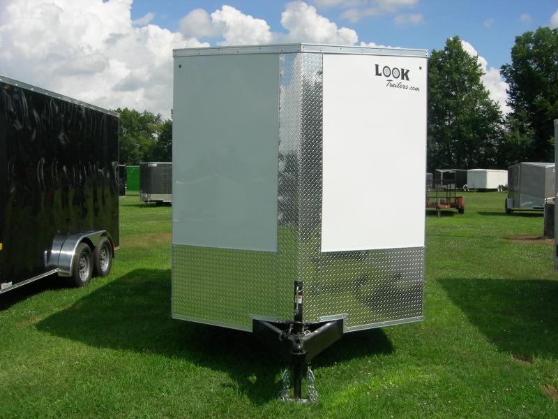 2020 Look Trailers EWLC7x14TE2 Enclosed Cargo Trailer