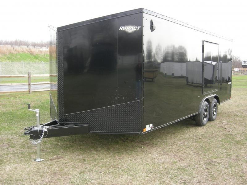 2020 Impact Trailers ISB8.5x20TA3 Car / Racing Trailer