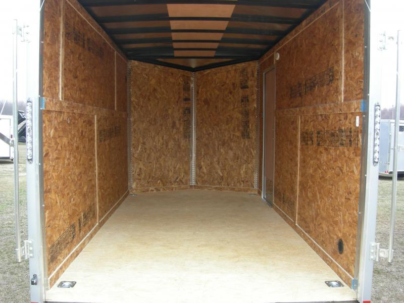 2021 Impact Trailers ISCAA7x14TA2 Enclosed Cargo Trailer