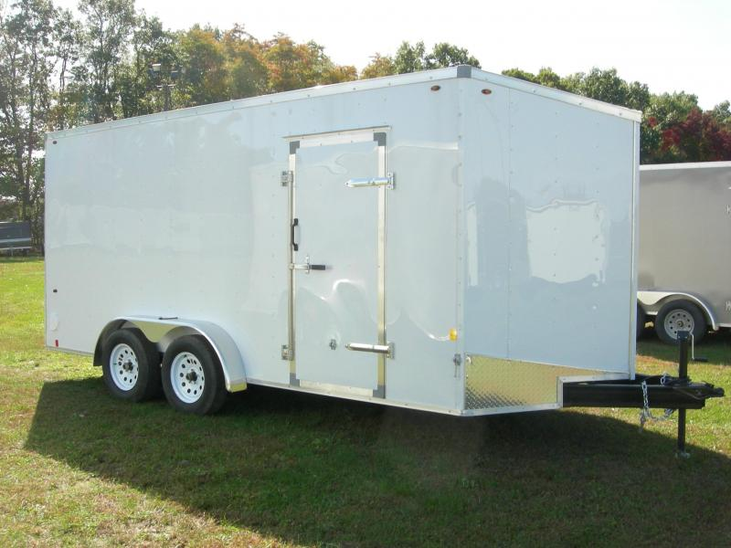 2020 Interstate SFC7x16TA2 Enclosed Cargo Trailer