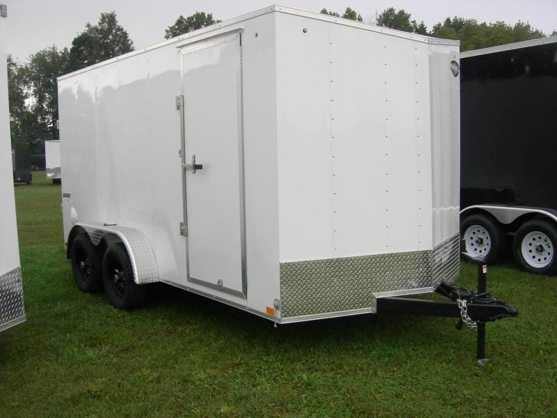 2020 Impact Trailers ISCAA7x14TE2 Enclosed Cargo Trailer