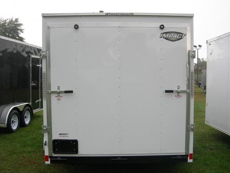 2020 Impact Trailers ISCAA7x14TE2 Enclosed Cargo Trailer