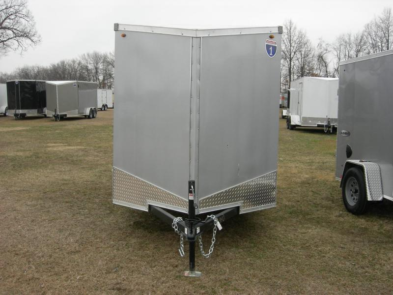 2020 Interstate SFC6x10SA Enclosed Cargo Trailer