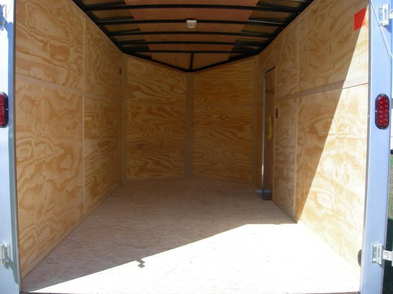 2020 Interstate SFC7x14TA2 Enclosed Cargo Trailer