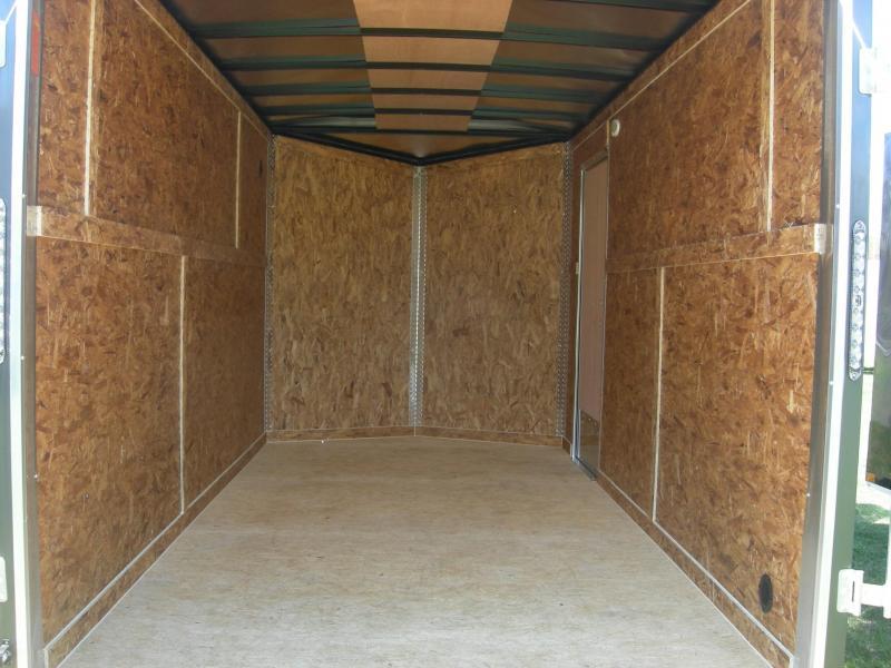2021 Formula Trailers FSCAA7x14TE2 Enclosed Cargo Trailer