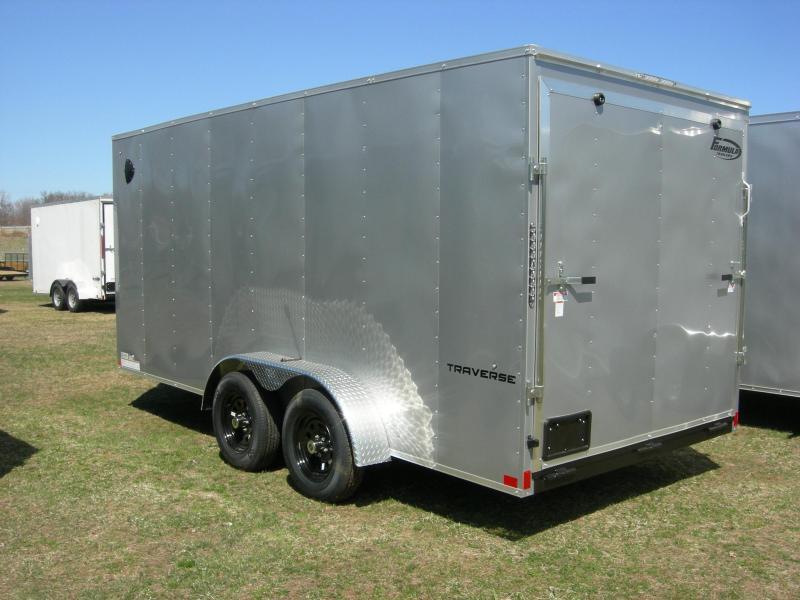 2021 Formula Trailers FSCAA7x16TE2 Enclosed Cargo Trailer