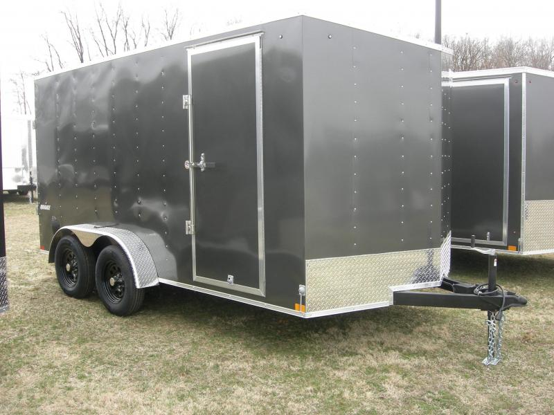 2021 Impact Trailers ISCAA7x14TE2 Enclosed Cargo Trailer
