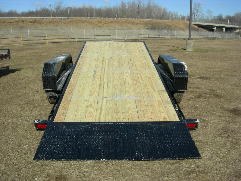 2020 Sure-Trac ST82x18+4 Tilt Equipment Trailer