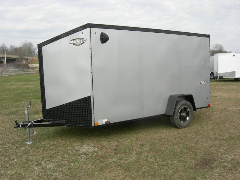 2020 Impact Trailers ITB612SA Enclosed Cargo Trailer