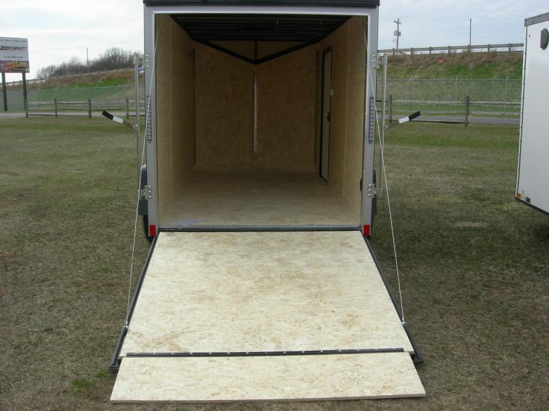 2020 Impact Trailers ITB612SA Enclosed Cargo Trailer