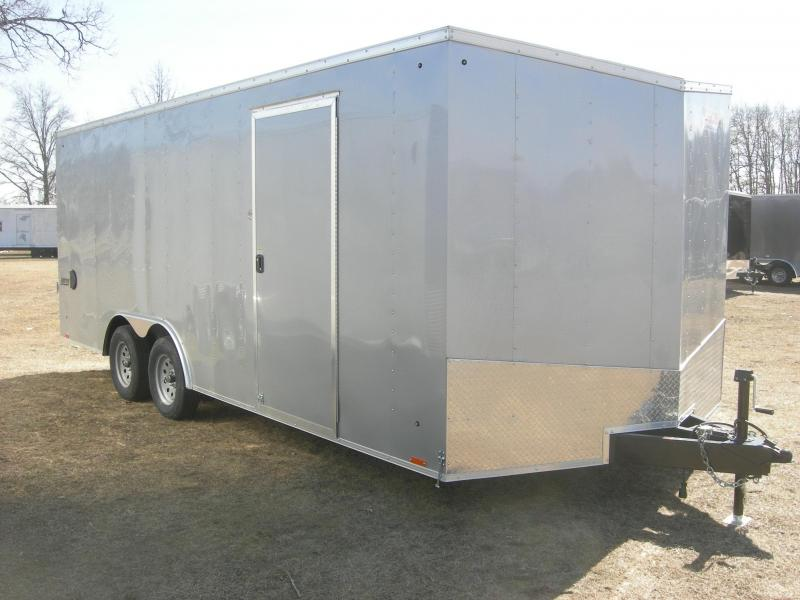 2020 Look Trailers EWLC85x20TE3 Enclosed Cargo Trailer