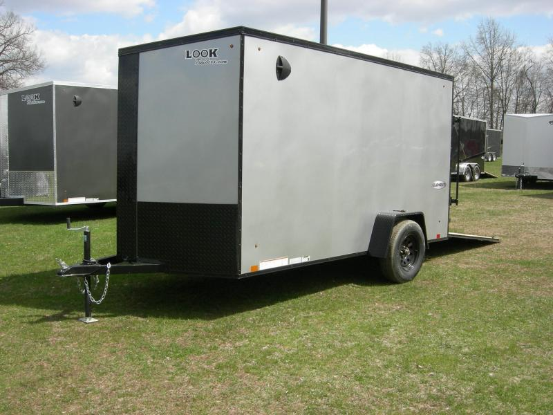 2021 Look Trailers LSCBB6x12SI Enclosed Cargo Trailer