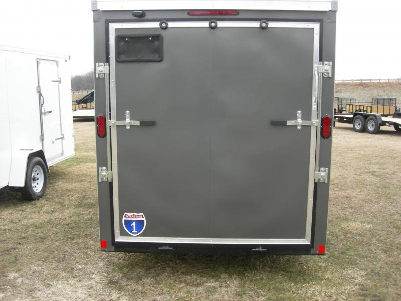 2020 Interstate 1 Trailers SFC 6x12SA Enclosed Cargo Trailer