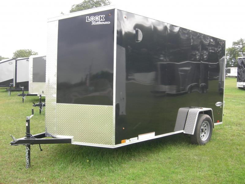 2020 Look Trailers EWLC6x12SI2SE Enclosed Cargo Trailer