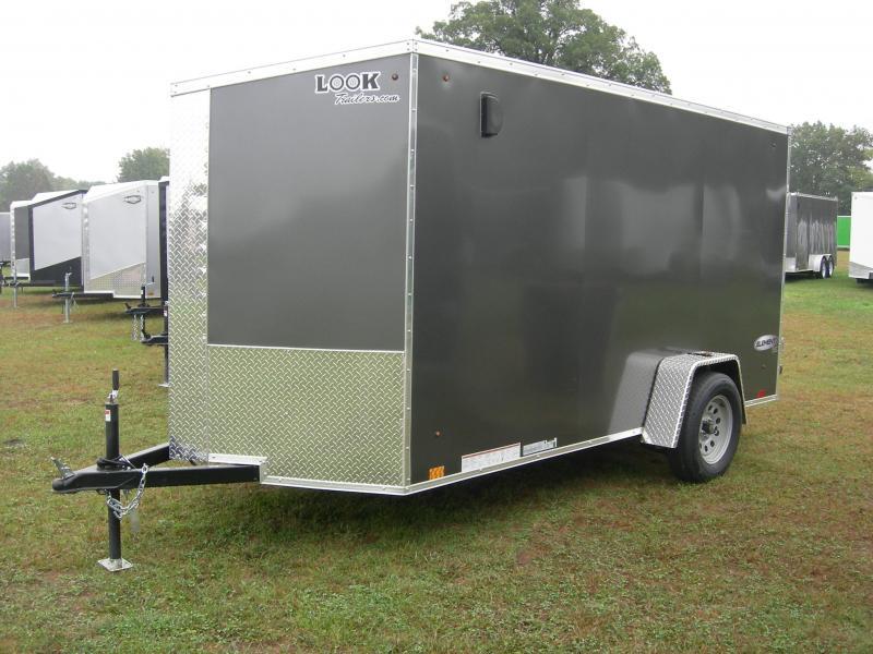2020 Look Trailers EWLC6x12SI2 Enclosed Cargo Trailer