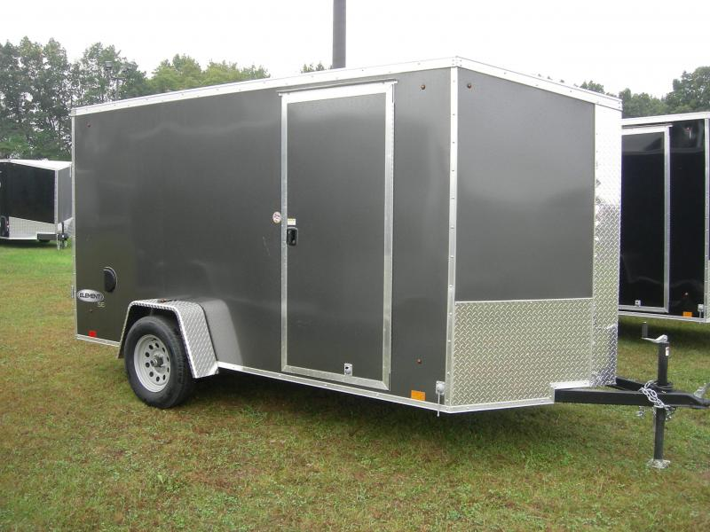 2020 Look Trailers EWLC6x12SI2 Enclosed Cargo Trailer