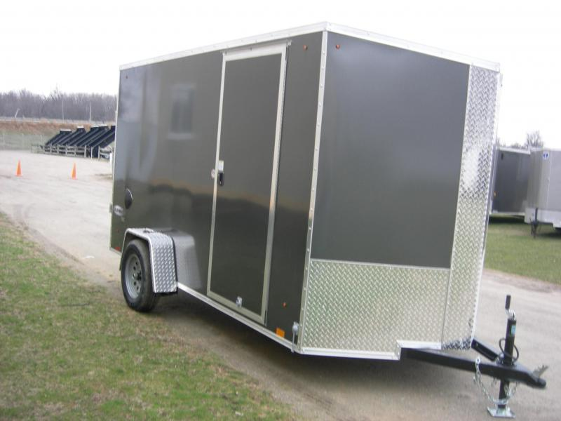 2021 Look Trailers LSCBC6x12SI Enclosed Cargo Trailer