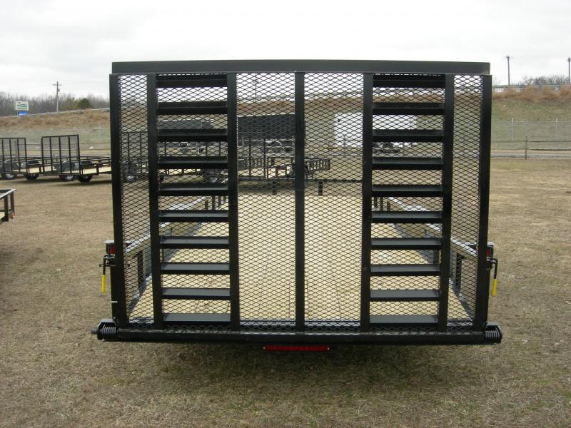 2020 American Manufacturing Operations (AMO) UC82x20 Lanscape Equipment Trailer