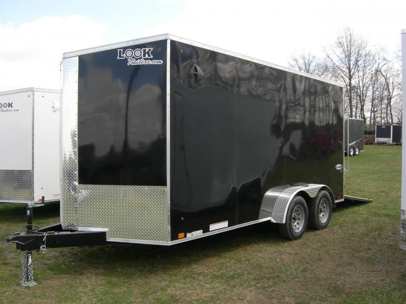 2021 Look Trailers LSCBC7x16TE2 Enclosed Cargo Trailer