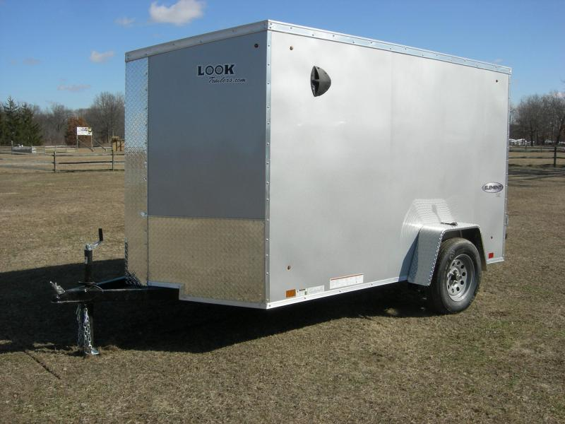 2021 Look Trailers EWLC6x10SA Enclosed Cargo Trailer