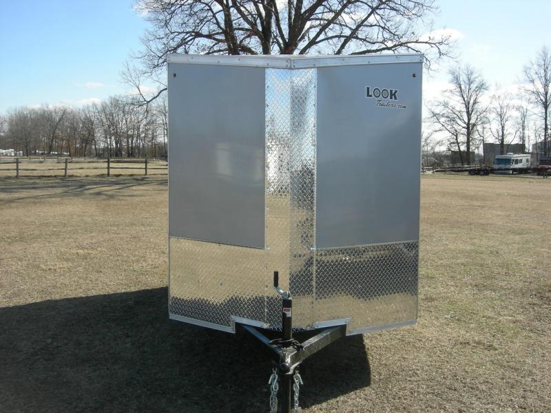 2021 Look Trailers EWLC6x10SA Enclosed Cargo Trailer