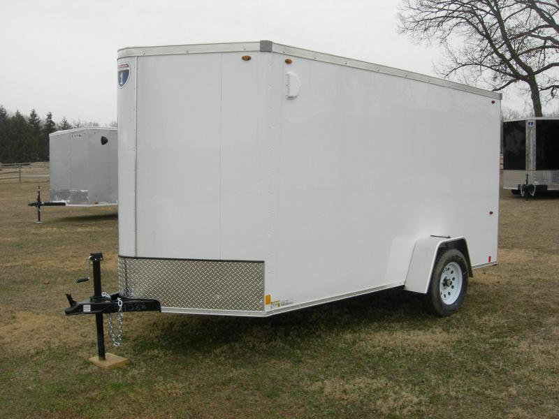 2020 Interstate 1 Trailers SFC6x12SA Enclosed Cargo Trailer