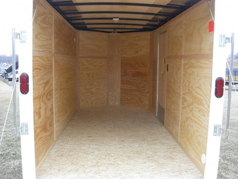 2020 Interstate 1 Trailers SFC6x12SA Enclosed Cargo Trailer