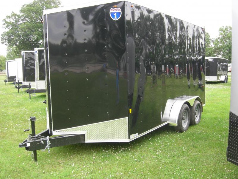2020 Interstate IFC7x14TA2 Enclosed Cargo Trailer