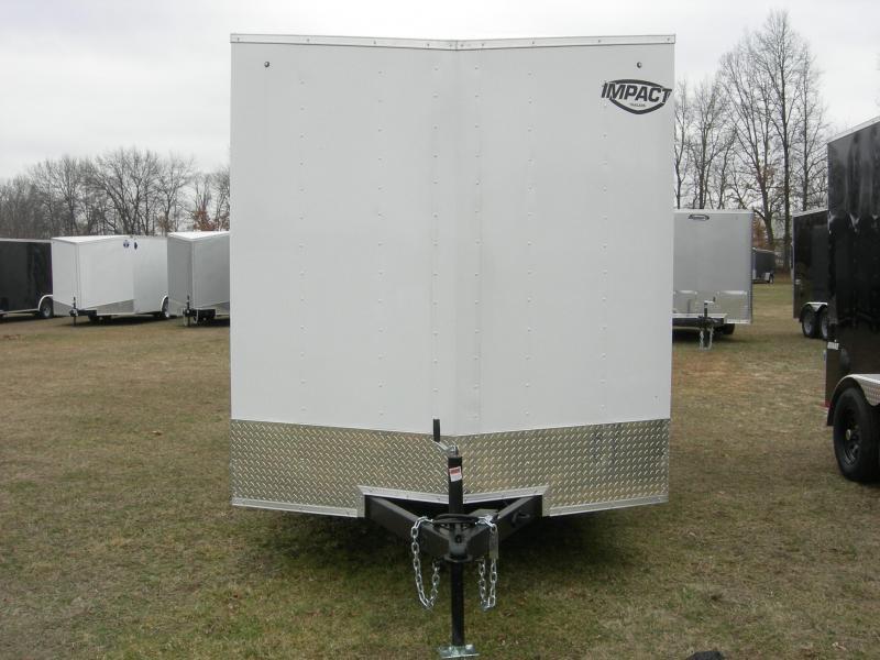 2021 Impact Trailers ISCAA7x16TA2 Enclosed Cargo Trailer