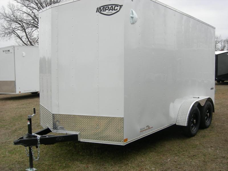 2021 Impact Trailers ISCAA7x16TA2 Enclosed Cargo Trailer