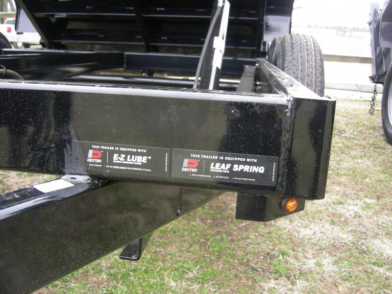 2020 Griffin GT-712 Dump Trailer