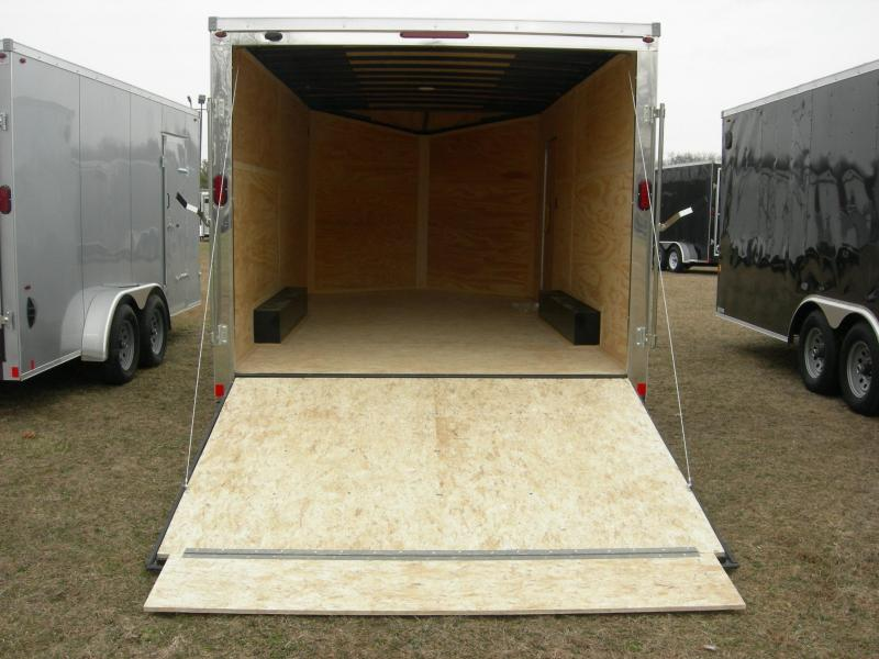 2020 Interstate 1 Trailers SFC 8x16 Enclosed Cargo Trailer