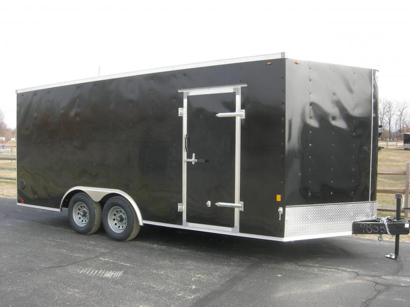 2019 Interstate SFC818TA3XLT Enclosed Cargo Trailer
