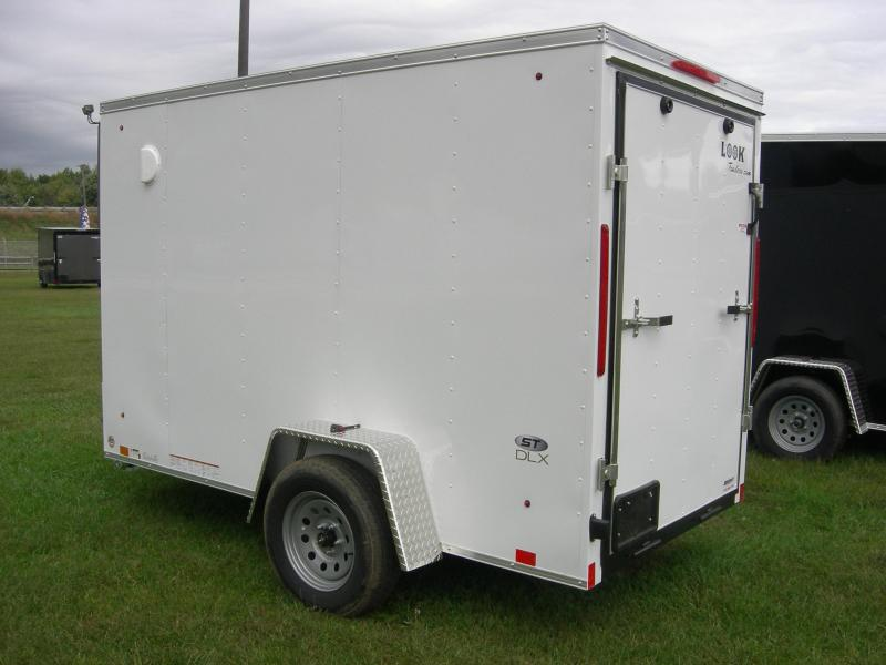 2020 Look Trailers STLC5x10SI2 Enclosed Cargo Trailer