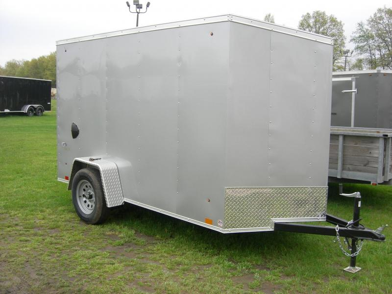 2021 Look Trailers LSCAB5x10 Enclosed Cargo Trailer