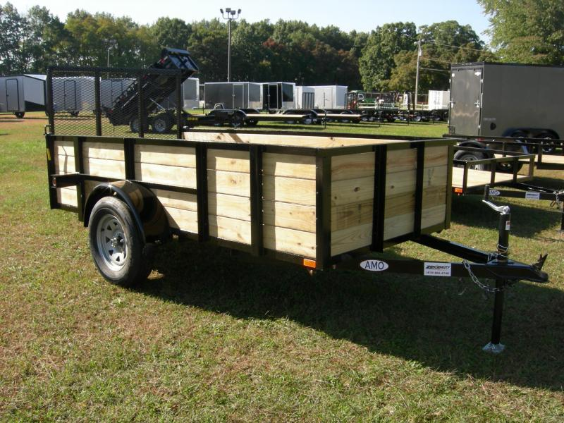2020 American Manufacturing Operations (AMO) US5x10HS Utility Trailer