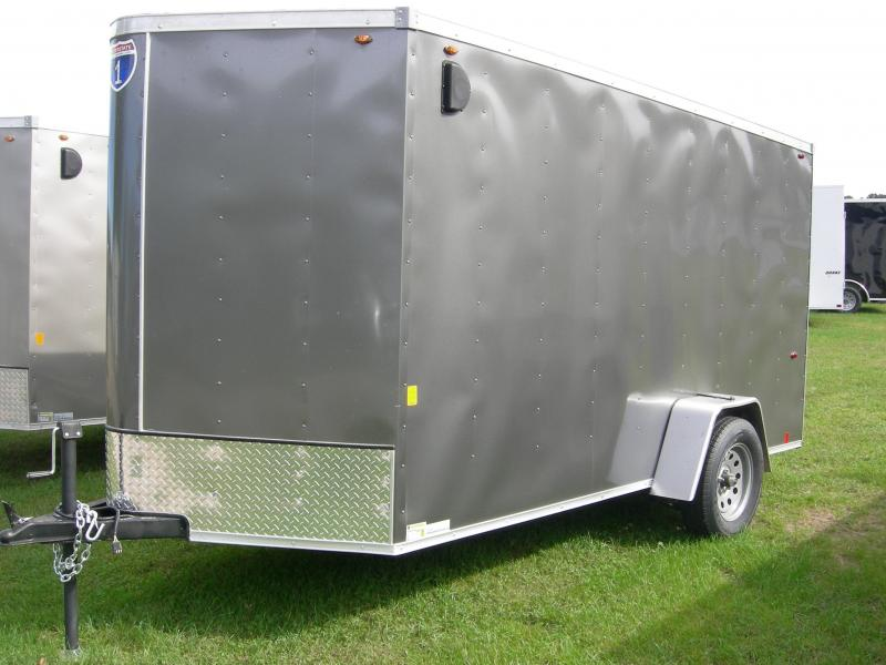 2019 Interstate SFC6x12SI2 Enclosed Cargo Trailer