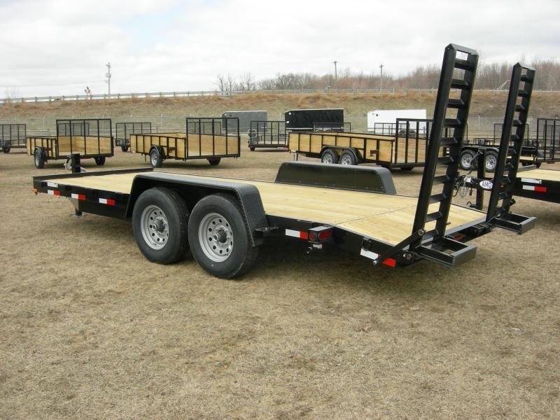 2020 American Manufacturing Operations (AMO) UH 18 Equipment Equipment Trailer