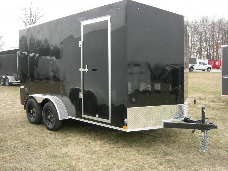 2020 Impact Trailers ISCAA7x14TA2 Enclosed Cargo Trailer
