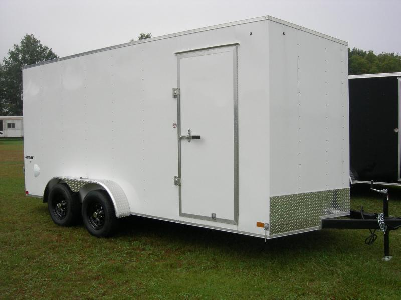 2020 Impact Trailers ISCAA7x16TE Enclosed Cargo Trailer
