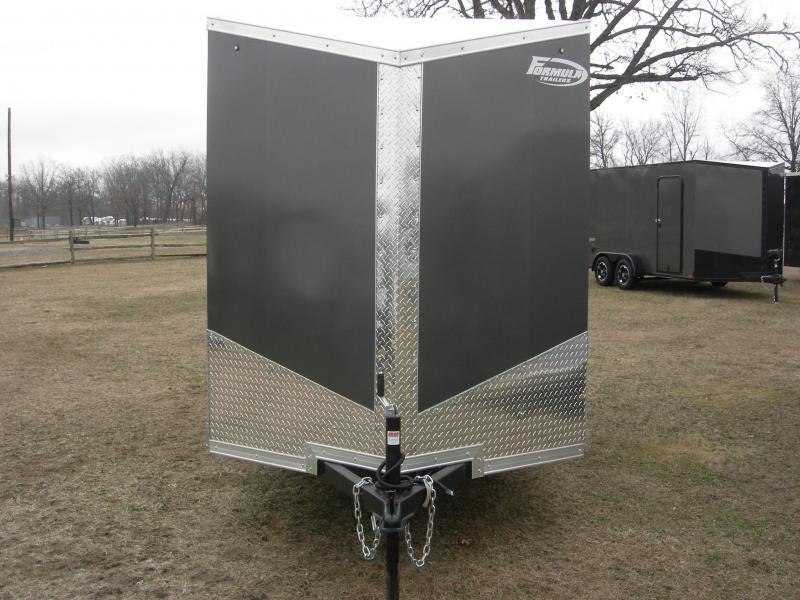 2021 Formula Trailers FSDA6x12SI Enclosed Cargo Trailer