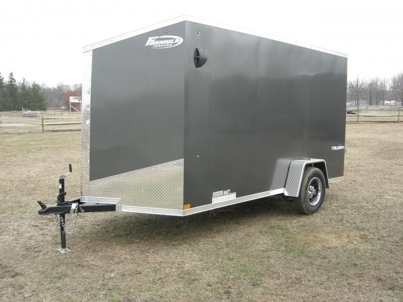 2021 Formula Trailers FSDA6x12SI Enclosed Cargo Trailer