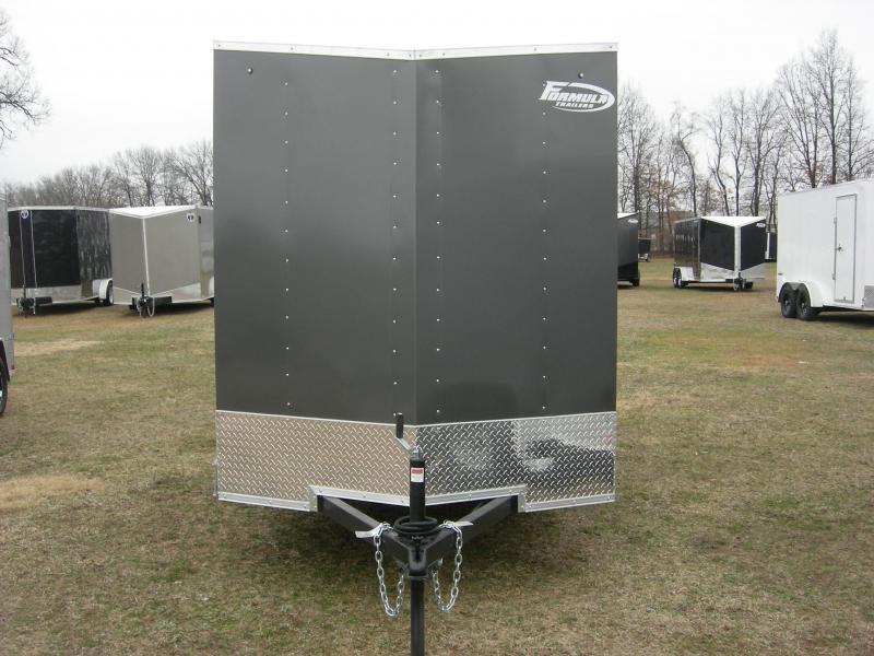 2021 Formula Trailers FSCAA 6x12SA Enclosed Cargo Trailer