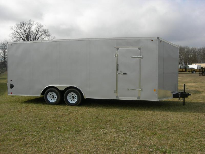 2020 Interstate 1 Trailers SFC 85x20TA3 Enclosed Cargo Trailer